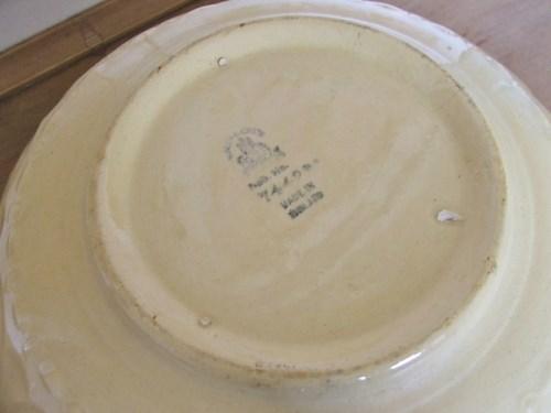 Vintage Baking Bowl
