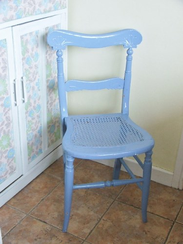 Vintage Painted Chair