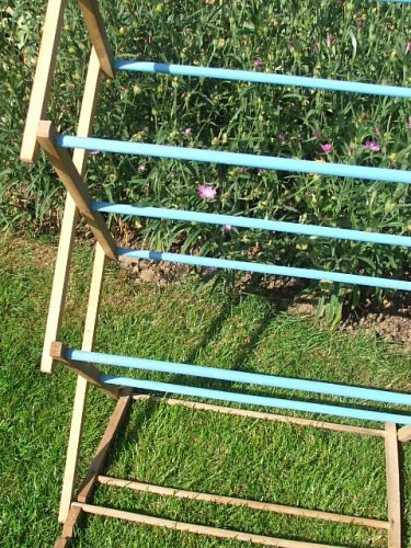 Wooden Concertina Airer/Clothes Horse