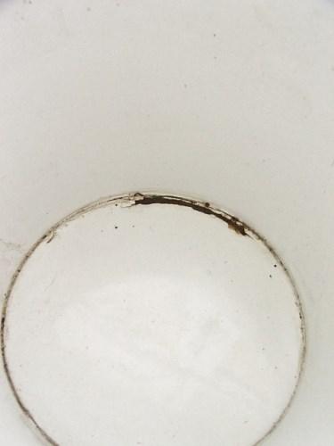 Old Enamel Bucket