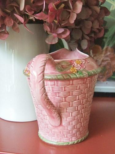 Pink Riviera Gibsons Jug