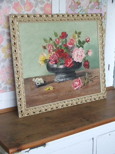 Pretty Floral Painting