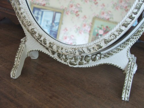 Pretty Dressing Table Mirror