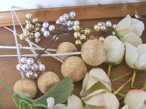 Decorative Christmas Flowers