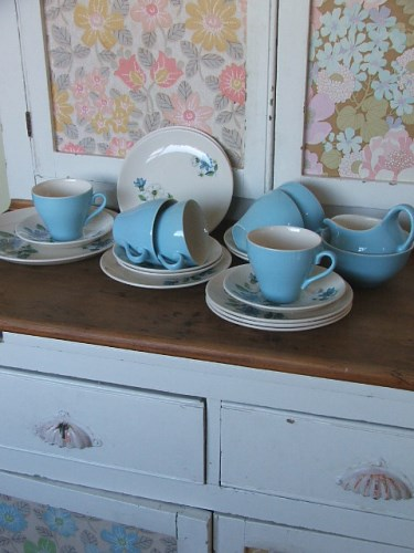 Lovely 1950's Teaset