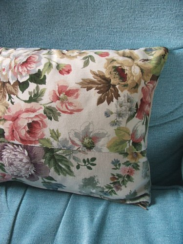 Mix and Match Floral Cushion Cover
