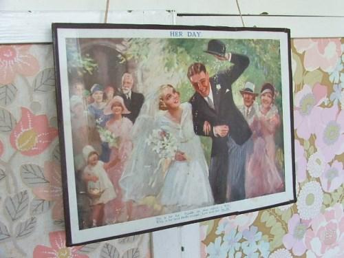 Hers Wedding Print