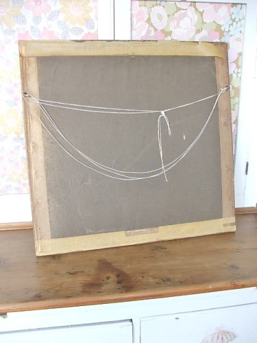 Large Vintage Embroidery/Needlework