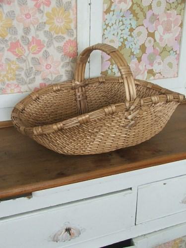 Wicker Trug Basket