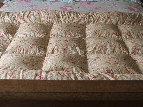 Vintage Single Eiderdown
