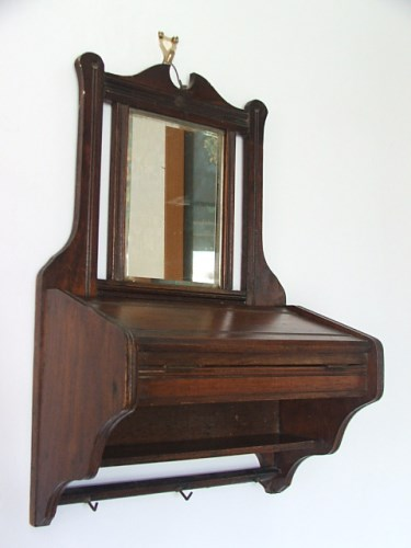 Antique Hall Mirror