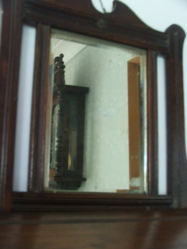 Antique Wall Hall Mirror