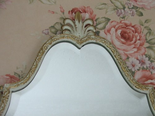 French style long mirror