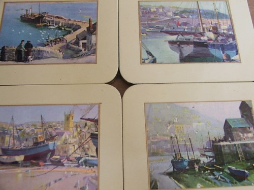 Vernon Ward Harbour Coasters