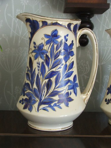 Large Decorative Vintage Jug