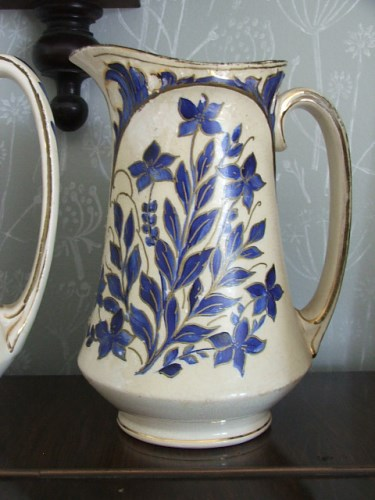 Medium Vintage Pottery Jug