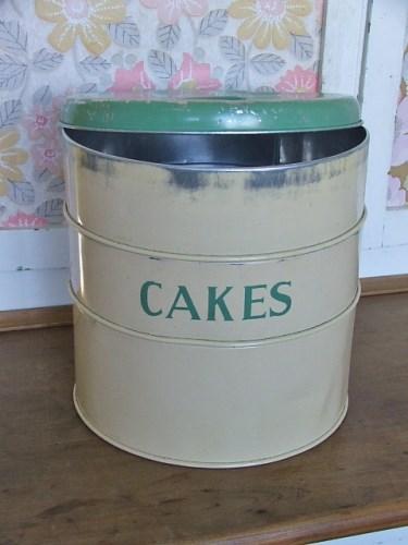 Vintage Tala Cakes Tin