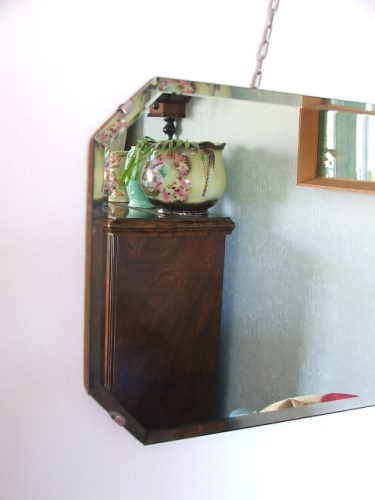 1950's Wall Mirror