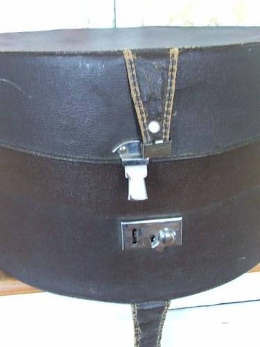 Vintage Hat Case