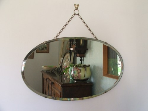 Vintage Wall Mirror