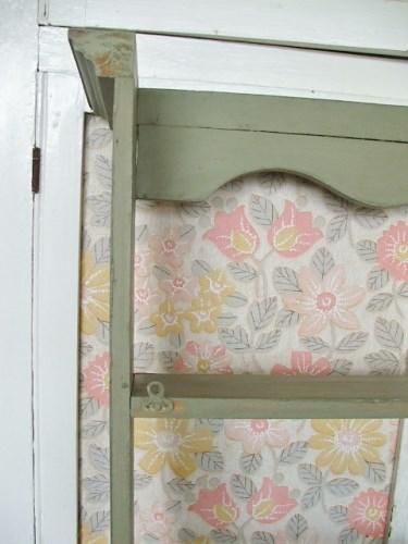 Painted Shelf Unit