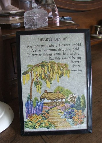 Framed Patience Strong Verse