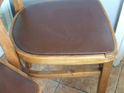 Wooden Kitchen Chairs