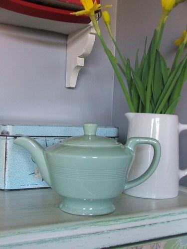 Vintage Beryl Woods Ware Teapot