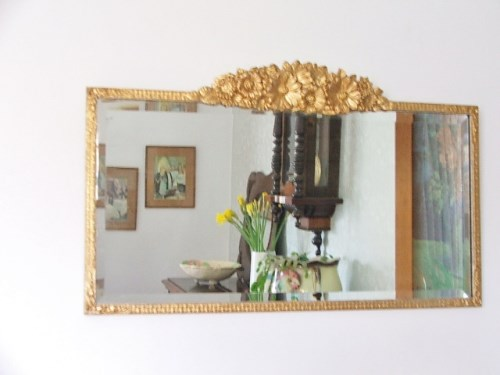 Vintage Decorative Wall Mirror