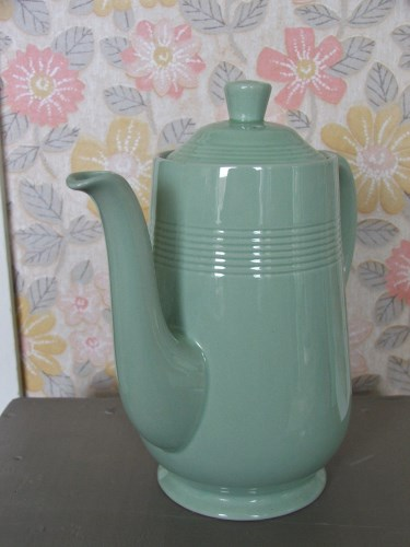 Vintage Woods Ware Beryl Coffee Pot