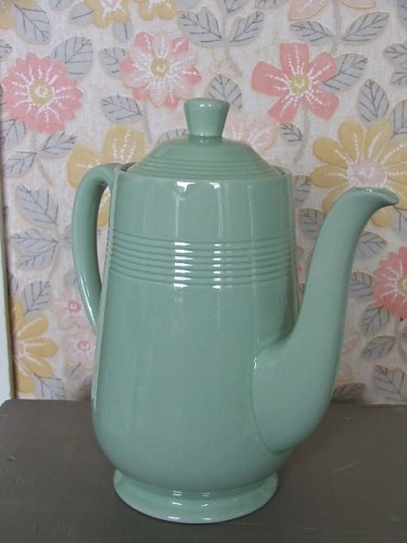 Beryl Coffee Pot