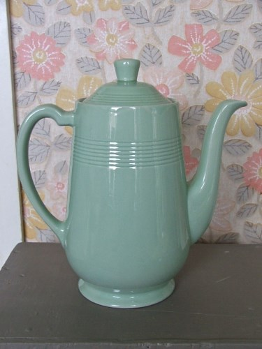 Vintage Beryl Coffee Pot