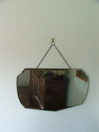 Old Vintage Wall Mirror