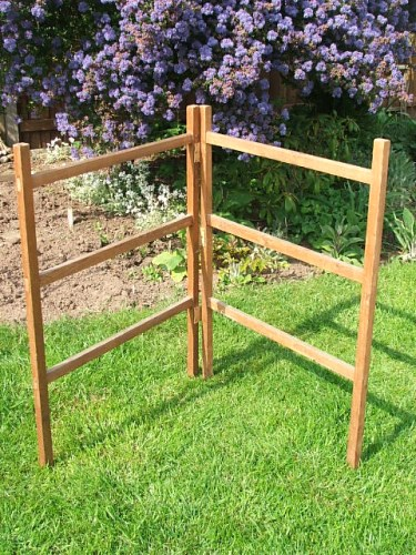 Vintage Wooden Airer/Clothes Horse