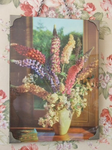 Pretty Vintage Flower Picture