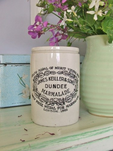 James Keiller & Sons Marmalade Jar