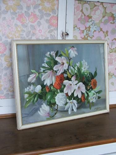 Nikolsky 50's Floral Print