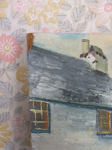 Cornish Blue Painting