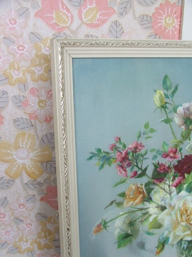 Vernon Ward Floral Print/Picture