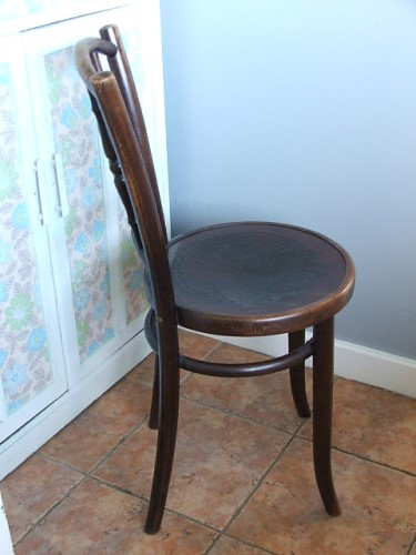 Old Bentwood Chair