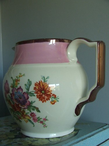 Vintage Grays Pottery Jug