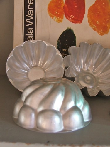 Vintage Tala Jelly Moulds