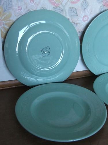 Beryl Woods Ware Plates
