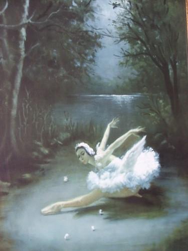 Vintage Carlotta Edwards Ballet Picture
