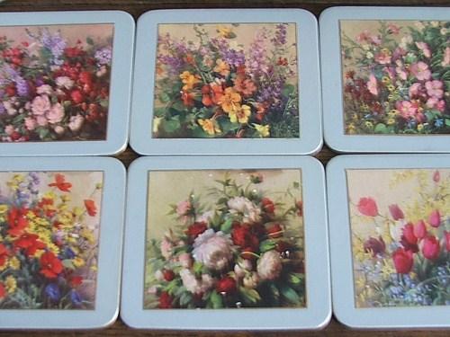 Vernon Ward Coasters