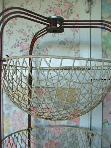 Vintage Veg Rack