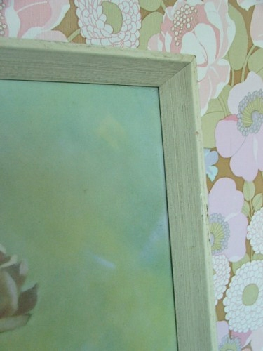 Lovely Floral Wilf Walker print