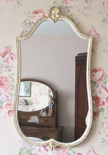 Decorative Ornate Wall Mirror