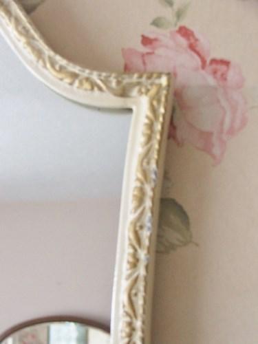 Retro Wall Mirror