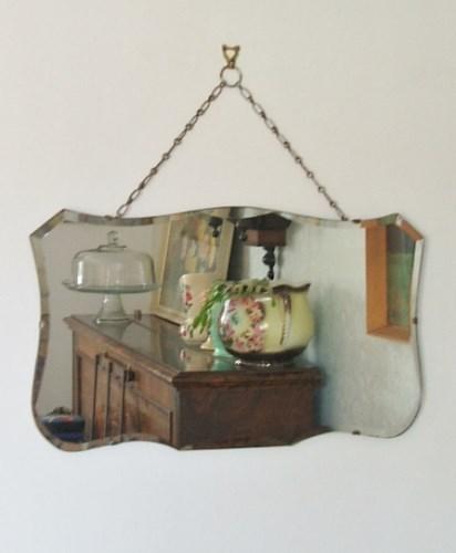 Vintage Retro Wall Mirror